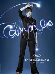 juliette binoche sur l'affiche du festival de cannes 2010