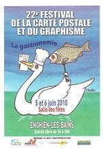 Le 22ième Festival de la carte postale et du graphisme ce weekend