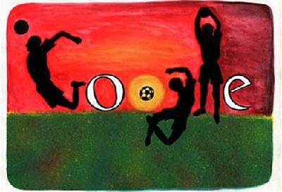 Le gagnant du concours Doodle 4 Google spécial Coupe du Monde 2010 est…