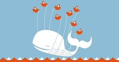 twitter over capacity whale