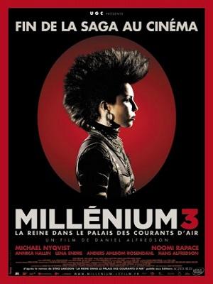 affiche française de Millénium 3