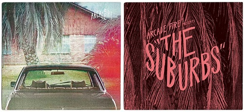 the suburbs arcade fire pochette 1