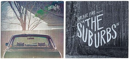 the suburbs arcade fire pochette 2