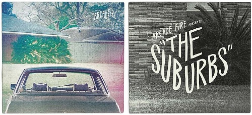the suburbs arcade fire pochette 4