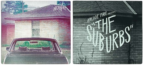 the suburbs arcade fire pochette 5