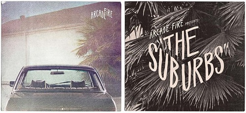 the suburbs arcade fire pochette 6