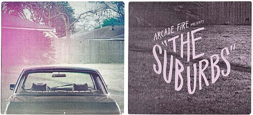 the suburbs arcade fire pochette 7
