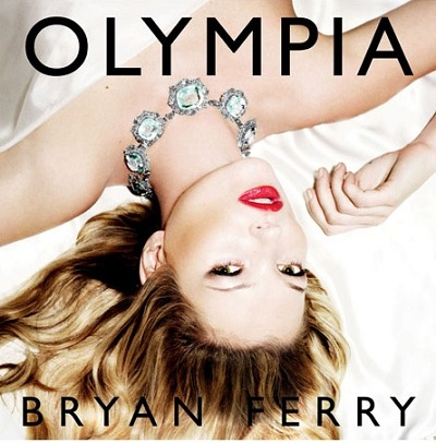 Kate Moss pour Olympia de Bryan Ferry
