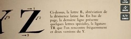 vidéo: Peter Gabor présente Calligraphie de Claude Mediavilla