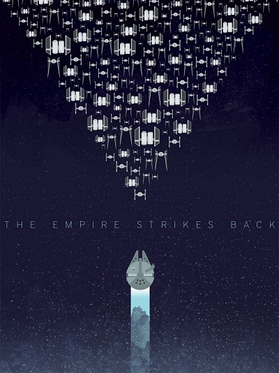 l'empire contre attaque par Andy Helms