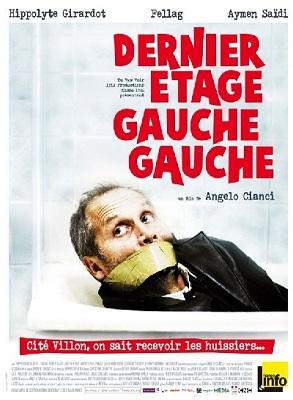 Dernier Étage Gauche Gauche : l'affiche qui gêne les huissiers