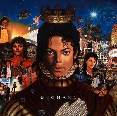 dépression graphique #4 : la pochette du nouvel album de Michael Jackson
