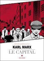 Le Capital de Karl Marx en version manga