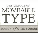 Les fontes gratuites de The League of Moveable Type