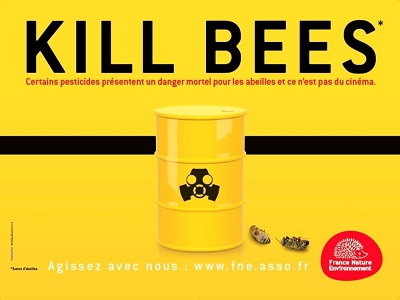 campagne FNE Kill Bees