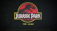 capture jurassic park the game