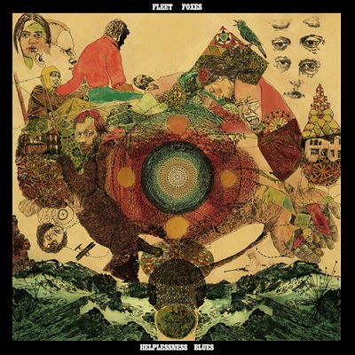 La pochette de Helplessness Blues de Fleet Foxes