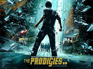 animation: le teaser de The Prodigies
