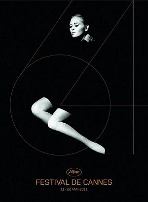 Faye Dunaway sur l'affiche du Festival de Cannes 2011