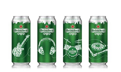 Heineken spring collection 2011
