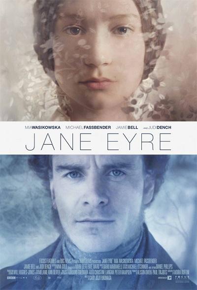 Les affiches de la nouvelle adaptation cinématographique de Jane Eyre