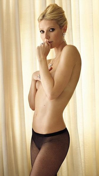 Gwyneth Paltrow pour Vanity Fair juillet 2011