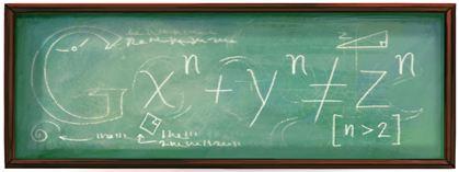 Google salue le mathématicien Pierre de Fermat