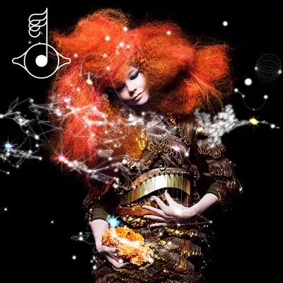 Björk révèle la pochette de Biophilia