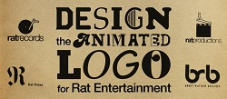 Rat Entertainment logo