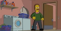 Simpsons parodie de Dexter