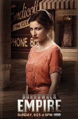 poster Boardwalk Empire - Kelly Macdonald
