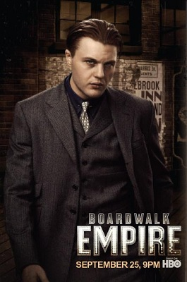 poster Boardwalk Empire - Michael Pitt