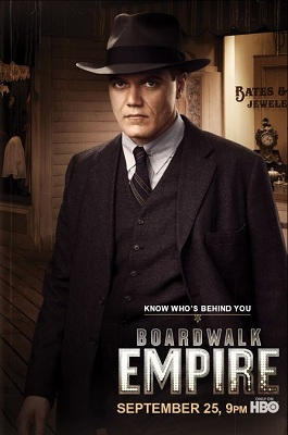 poster Boardwalk Empire -Michael Shannon