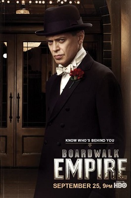 poster Boardwalk Empire - Steve Buscemi