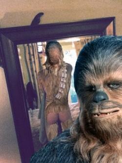 Chewbacca nu