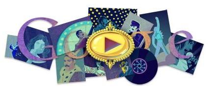 Google rend hommage à Freddie Mercury