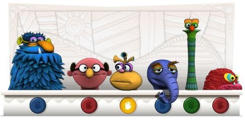 Google salue Jim Henson