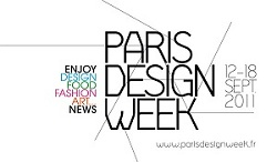 logo paris design week 2011