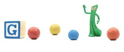 Google fête les 90 ans de Art Clokey