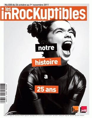 Les Inrocks 25 ans Björk