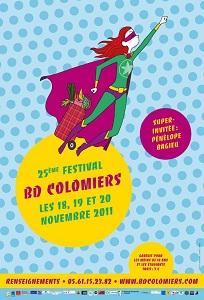 25 ans de festival BD à Colomiers