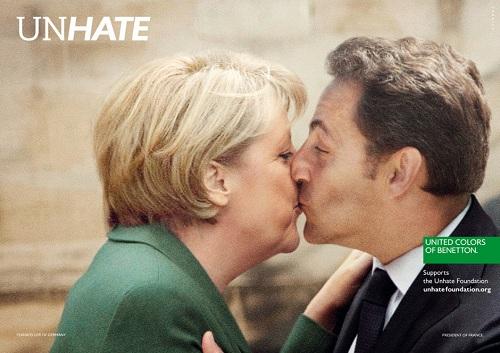 Le Vatican censure une affiche de la nouvelle campagne Benetton