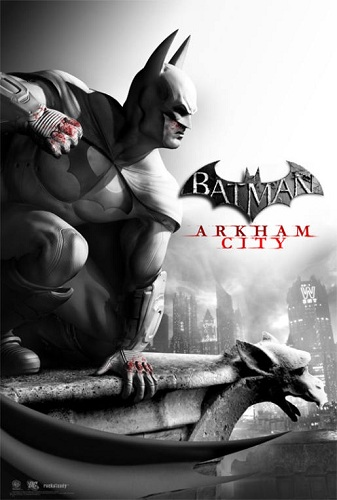 affiche Batman Arkham City