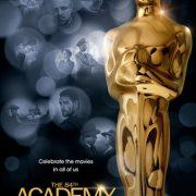 affiche Oscar 2012