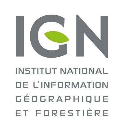 L'IGN fusionne avec l'IFN et change son logo