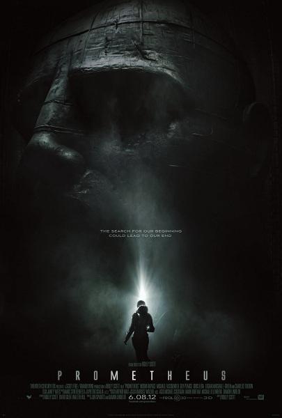 L'autre affiche de Prometheus