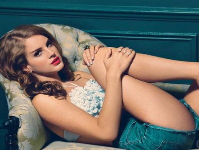 Infographie : l'ascension de Lana Del Rey