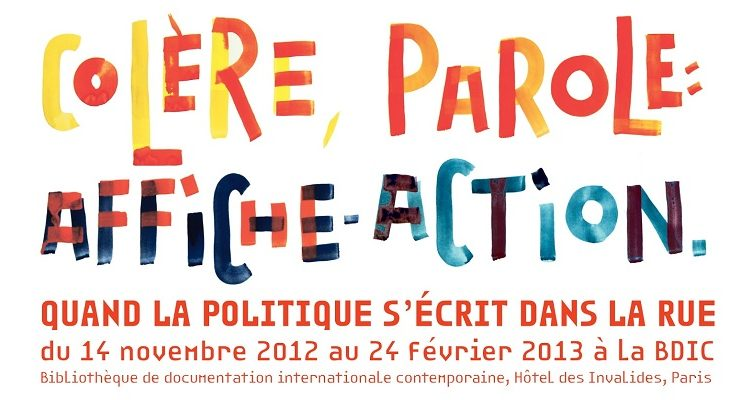 exposition Affiche Action