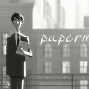 Paperman animation Disney