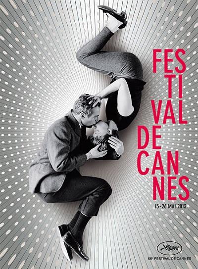 affiche Festival de Cannes 2013 - Joanne Woodward et Paul Newman